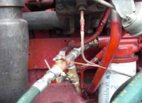 Shut-off and Oil Sampling Valve
