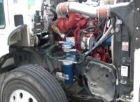 MOT Oil Purifier Filtration System