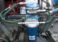 MOT Filter Unit